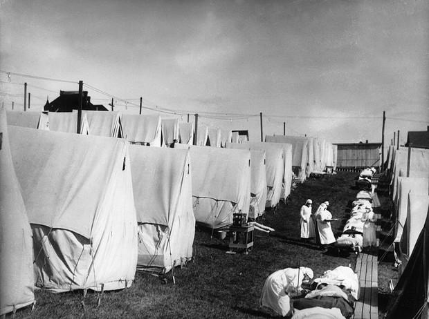 Фото №7 - Наглядный пример: как боролись с эпидемией испанки 100 лет назад