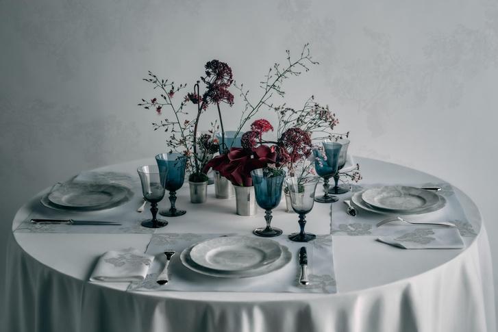Фото №1 - Новая коллекция фарфора Dior Maison