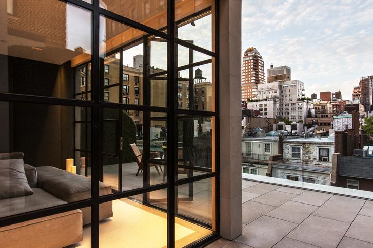 Фото №11 - Апартаменты с парижской атмосферой в Нью-Йорке