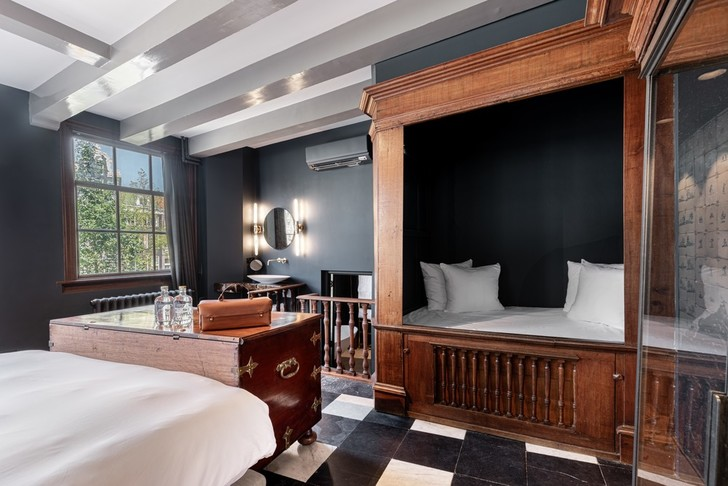 Фото №6 - Отель The Craftsmen в Амстердаме