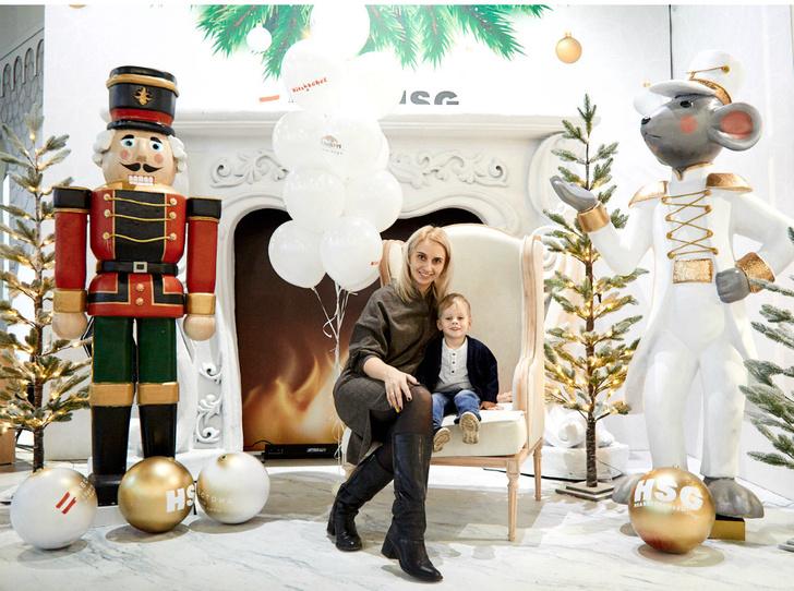 Фото №1 - Как прошла новогодняя елка от Hearst Shkulev Group