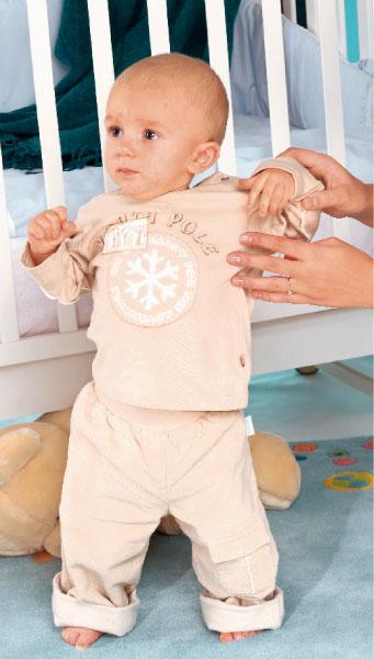 Фото №6 - Первые шаги: 7 упражнений, чтобы малыш быстрее пошел сам