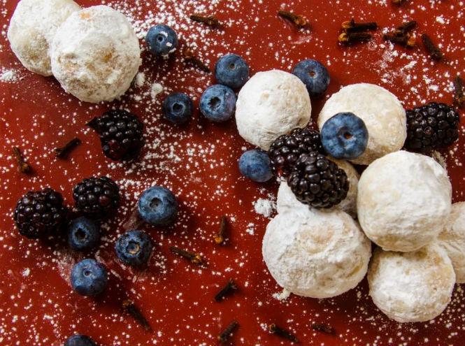 Фото №3 - Два рецепта печенья с пеканом от шеф-кондитера Никиты Посохова