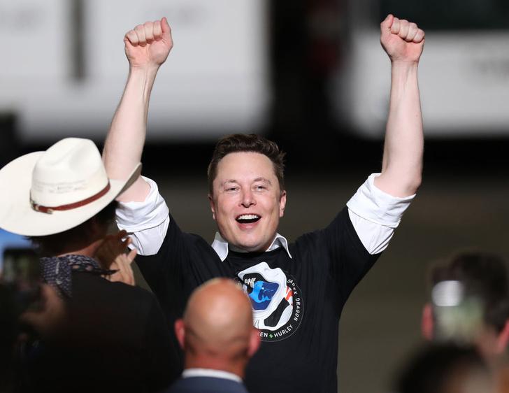 Фото №7 - На ракетной тяге: как SpaceX стала ведущей частной космической компанией
