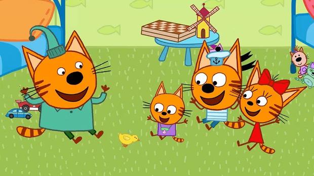Фото №4 - Как мультик «Три кота» влияет на ребенка: мнение психолога