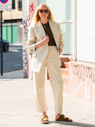 Фото №18 - Биркенштоки в городе: с чем носить самые удобные сандалии
