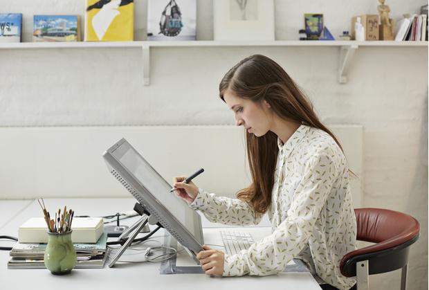 Фото №1 - Выбор профессии: что делает графический дизайнер и сколько он зарабатывает
