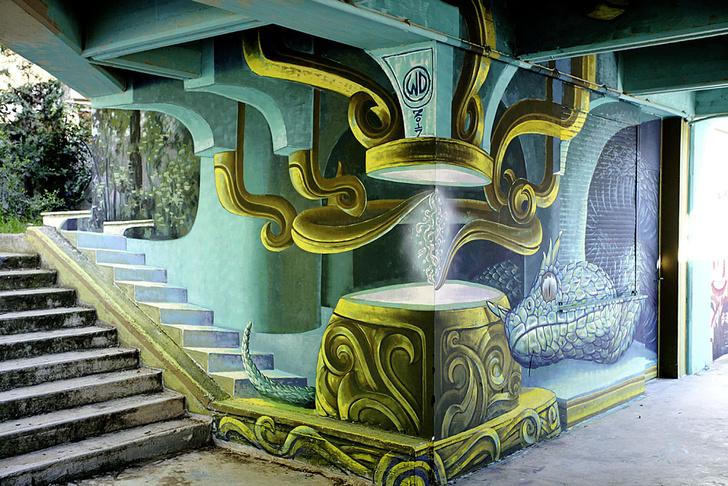 Фото №5 - Краски города: 10 знаменитых граффити