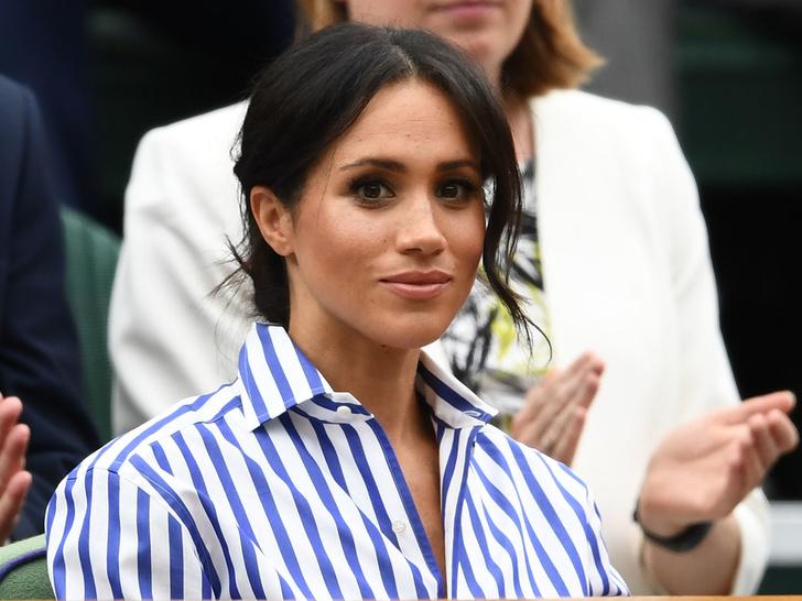 Фото №1 - Зачем Меган собирается в Лондон, и почему это станет «королевским кошмаром»