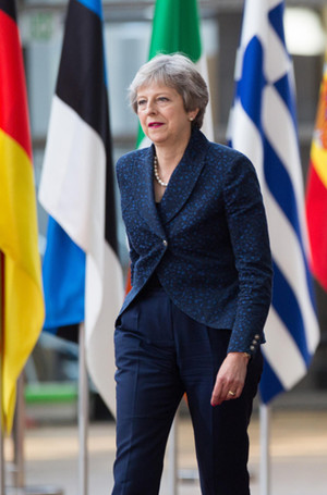 Фото №16 - Тереза Мэй: модная дипломатия и уникальный стиль главы Великобритании