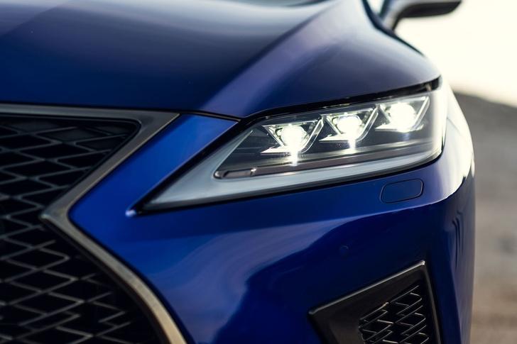 Фото №4 - 5 фишек Lexus RX, которые удивляют даже сейчас