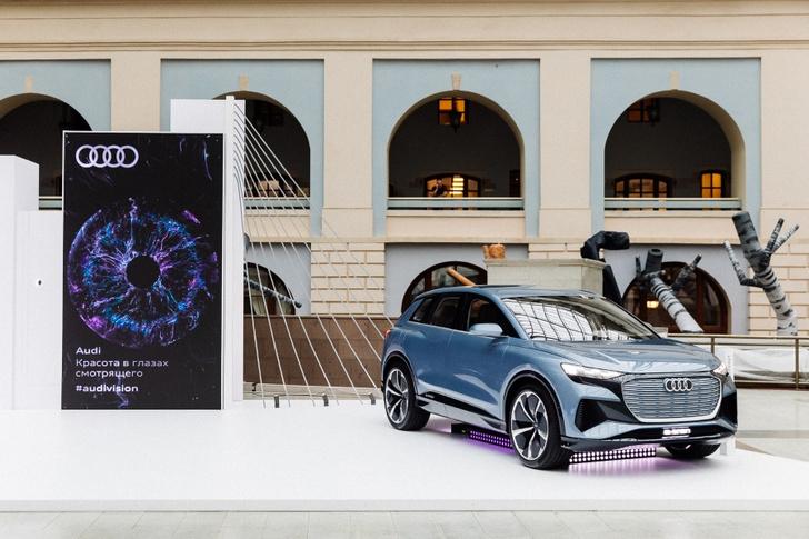 Фото №2 - Audi на международной ярмарке современного искусства Cosmoscow