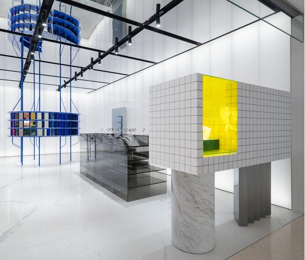 Фото №2 - Концептуальный бутик MOMIC в Ханчжоу