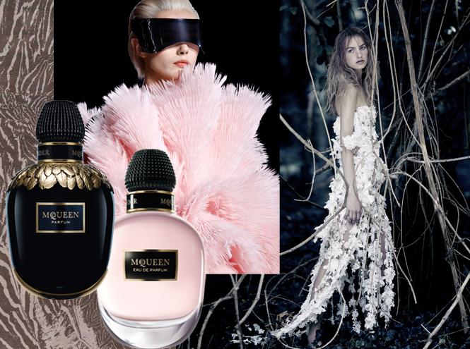 Фото №1 - Свет темноты: квинтэссенция модного Дома Alexander McQueen