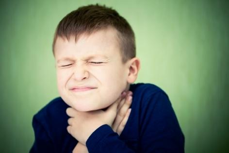 Фарингит у детей: симптомы и лечение