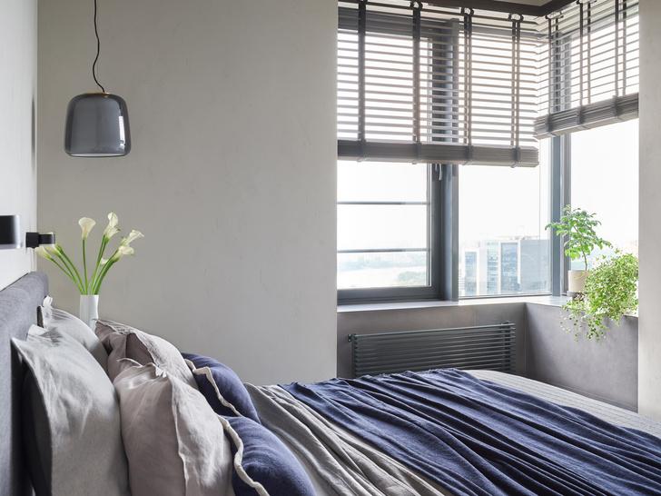 Фото №3 - Куда поставить кровать: 7 решений для спальни