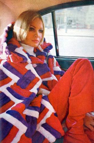 Фото №6 - Красные королевы: судьба самых ярких советских манекенщиц
