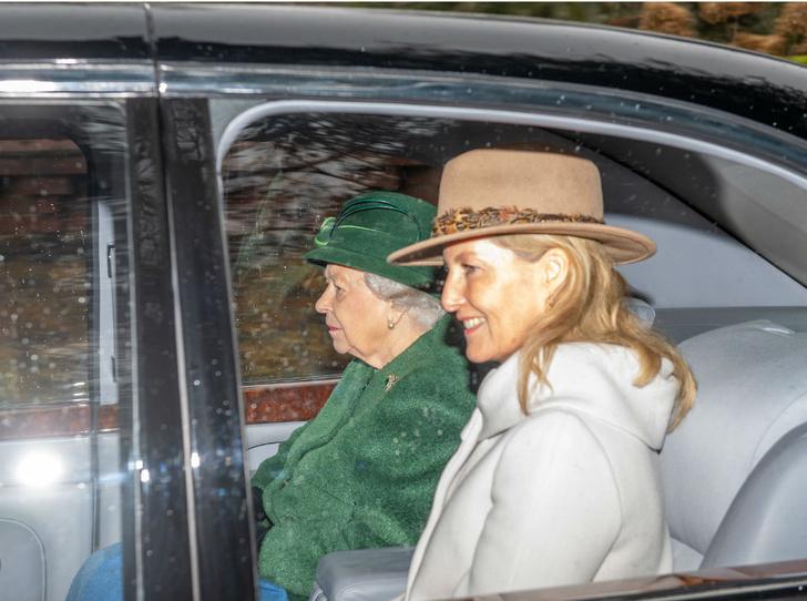Фото №5 - «Вторая дочь Ее Величества»: графиня Софи и ее особые отношения с Королевой