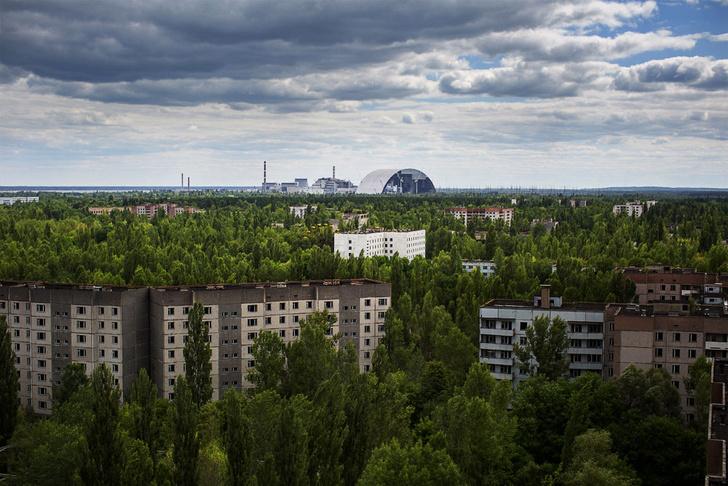 Фото №1 - 30 лет Чернобылю: Поражающая способность