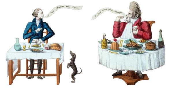Фото №1 - Рождение кулинарной критики