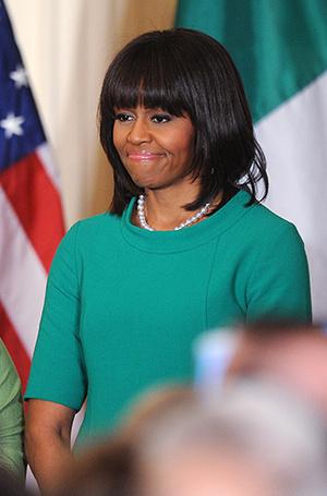 Фото №17 - От Жаклин Кеннеди до Мишель Обамы: 6 Первых леди США ирландского происхождения