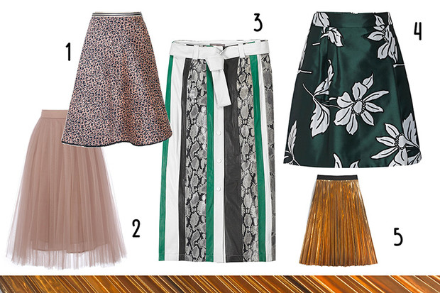 Фото №2 - Топ-15: Весенние юбки