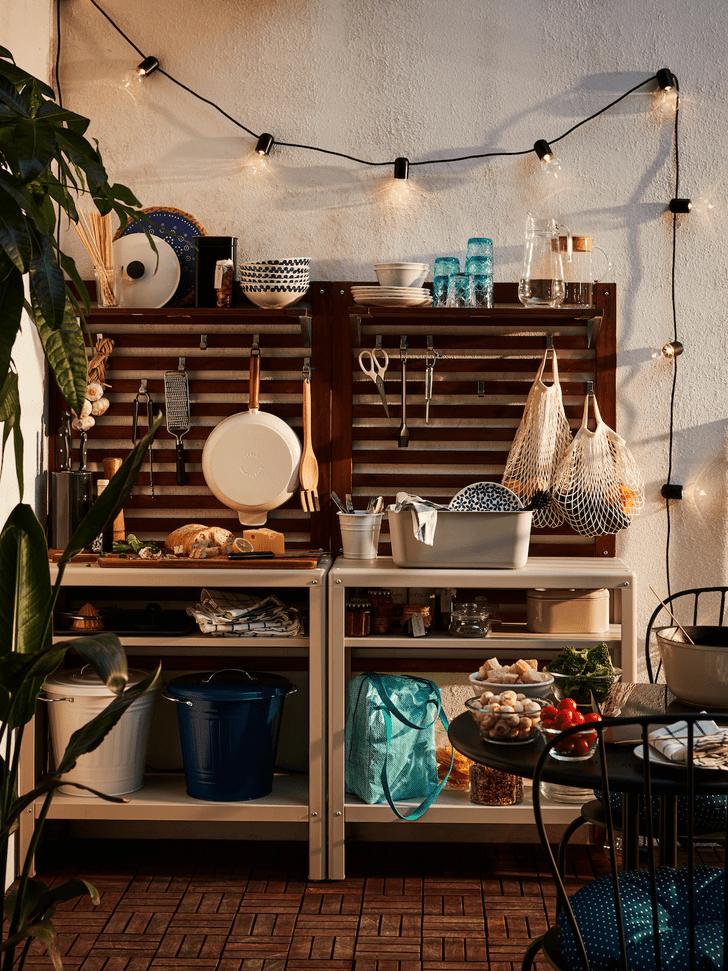 Фото №1 - Летняя кухня: 5 простых советов