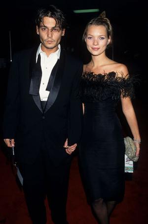Фото №2 - Самые стильные звездные пары 90-х