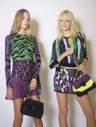 Фото №4 - Неделя моды в Милане: Versace, Roberto Cavalli, DSquared2