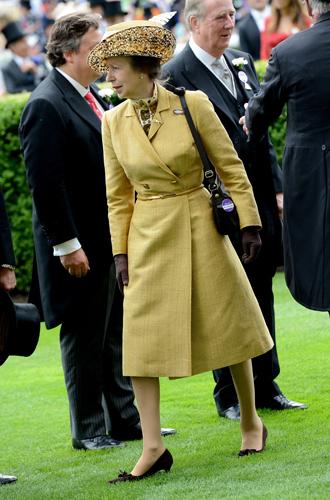 Фото №23 - Принцесса Анна – непризнанная икона стиля королевской семьи
