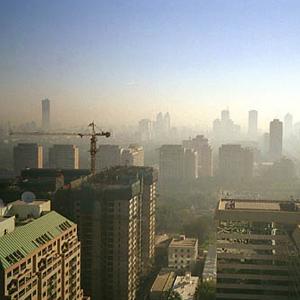 Фото №1 - Пекин задыхается