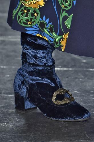 Фото №24 - Самая модная обувь сезона осень-зима 16/17, часть 1