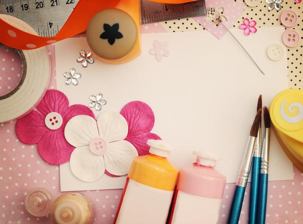 Фото №1 - Мастер-класс: handmade открытка на 8 марта
