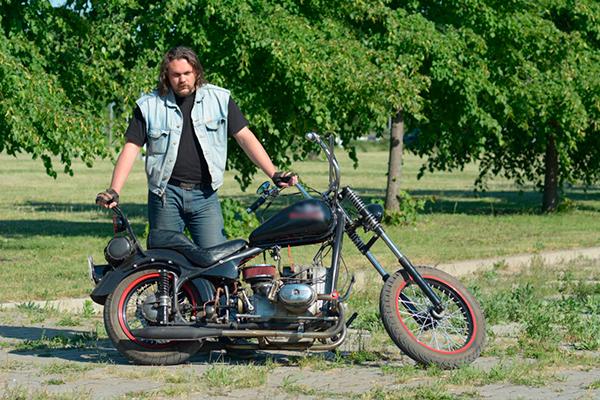 Фото №19 - Байкеры Ульяновска: 15 признаний в любви мотоциклу