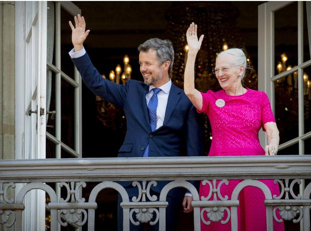 Фото №3 - Конец эпохи: королева Дании собирается отречься от престола в пользу сына