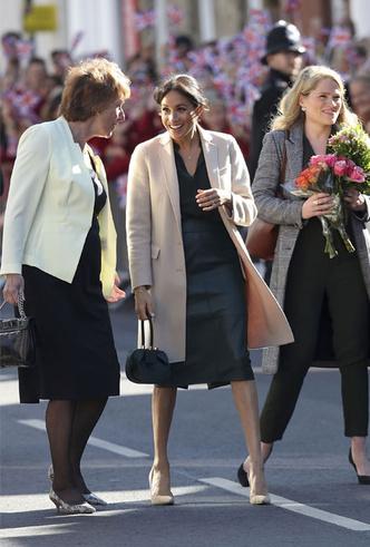 Фото №26 - Прощальный тур: что означают финальные выходы Меган в статусе королевской особы