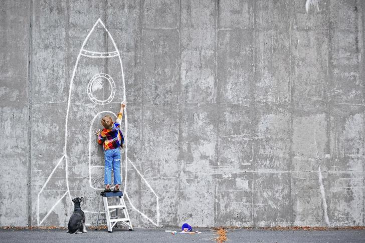 Фото №1 - Психологи рассказали, в каком возрасте у детей формируется самооценка