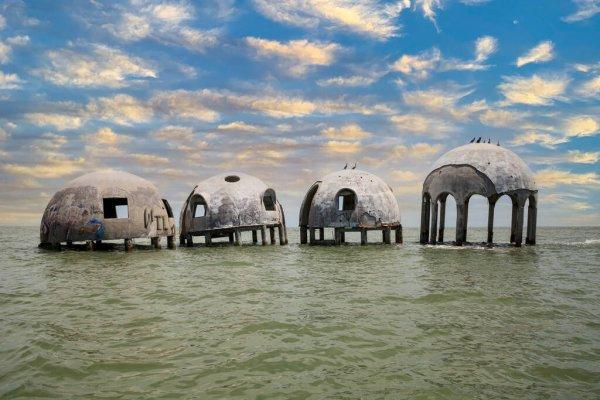 Фото №3 - 10 постапокалиптических фотографий реальных городских пейзажей