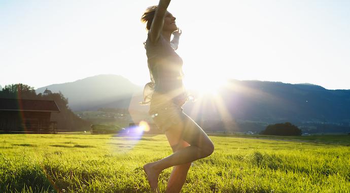 5 способов стать счастливее за 5 минут