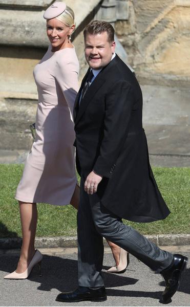 Фото №7 - Свадьба Меган Маркл и принца Гарри: как это было