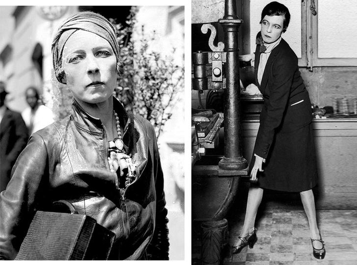 Фото №1 - Гипнотическая Нэнси Кунард: как одевалась самая модная активистка XX века