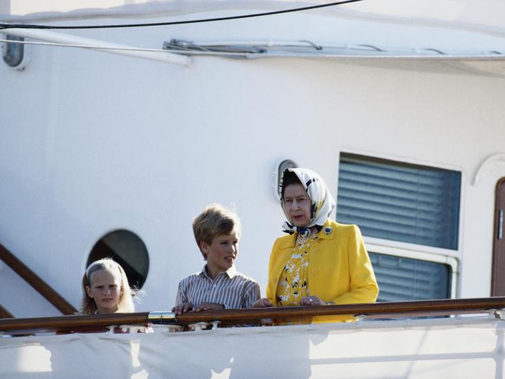 Фото №9 - Плавучий дворец Елизаветы: как выглядела любимая яхта Королевы (и как она проводила там время)