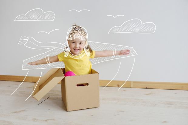 Фото №1 - Идеи для игр с коробочками