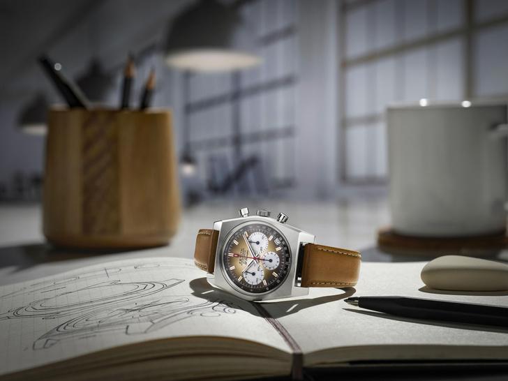 Фото №1 - Больше, чем винтаж: Zenith возвращают один из самых ранних и знаковых хронографов в виде модели Chronomaster Revival