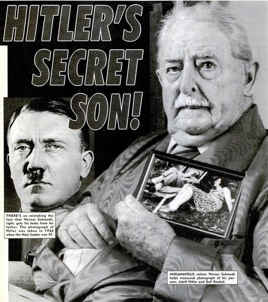 Сын Адольфа Гитлера