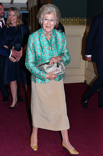 Фото №10 - Самые интересные моменты вечеринки в честь 92-летия Королевы