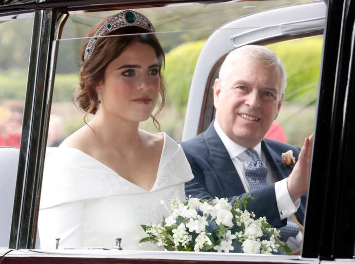 Фото №51 - Свадьба принцессы Евгении и Джека Бруксбэнка