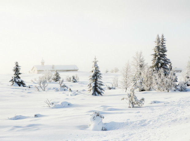 Фото №9 - Let it snow: самые снежные страны