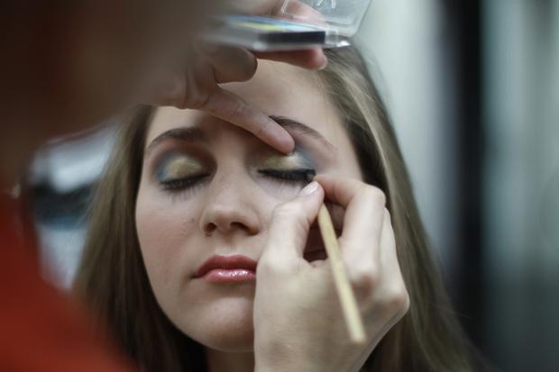 Фото №9 - Как сделать макияж в осенних тонах