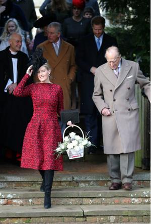 Фото №5 - Самый ценный подарок, который Софи Уэссекская сделала принцу Филиппу
